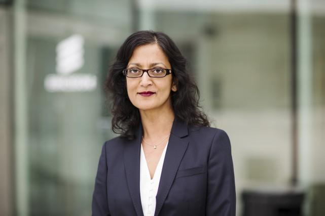 Rima Qureshi est vice-présidente principale, directrice de la... (Photo fournie par Ericsson)