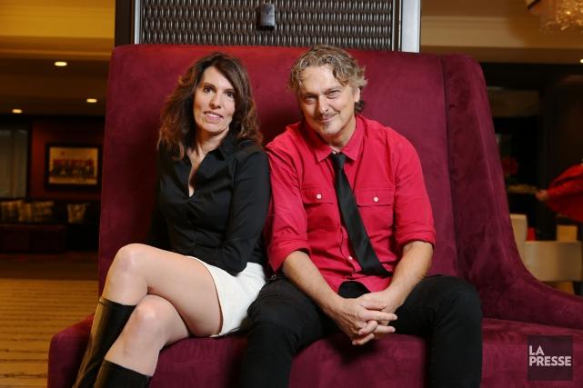 La cinéaste Renée Beaulieu a confié au comédien... (PHOTO MARTIN CHAMBERLAND, LA PRESSE)