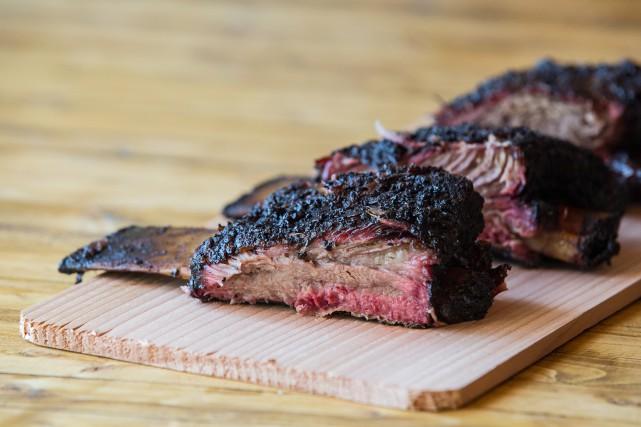 «La consommation de viande est reconnue par la... (PHOTO EDOUARD PLANTE-FRÉCHETTE, ARCHIVES LA PRESSE)