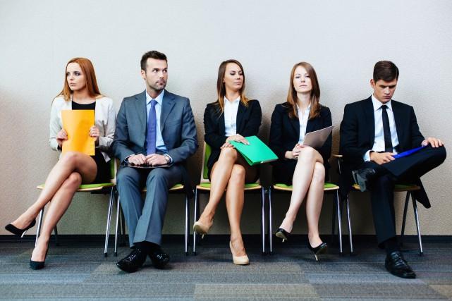 La dernière enquête sur la population active de... (photo thinkstock)