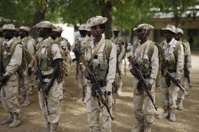 Le Niger, le Tchad (photo) et le Cameroun... (PHOTO AFP)