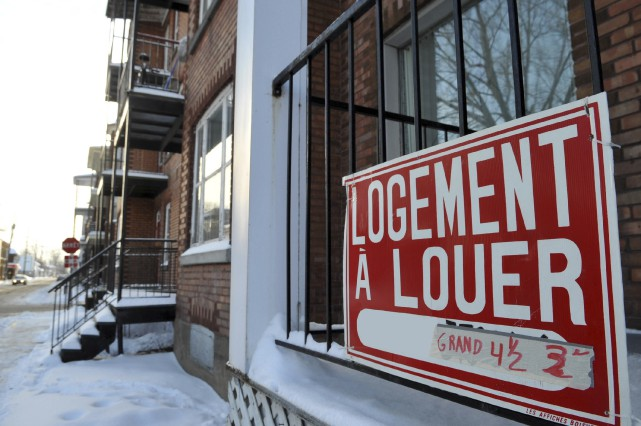 Sur le marché des logements d'initiative privée construits pour la location, le... (Stéphane Lessard)