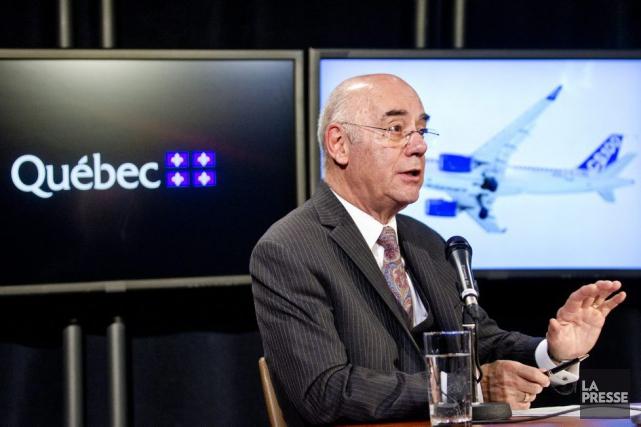 Selon le ministre Daoust, il reviendra à Québec... (Archives, La Presse)