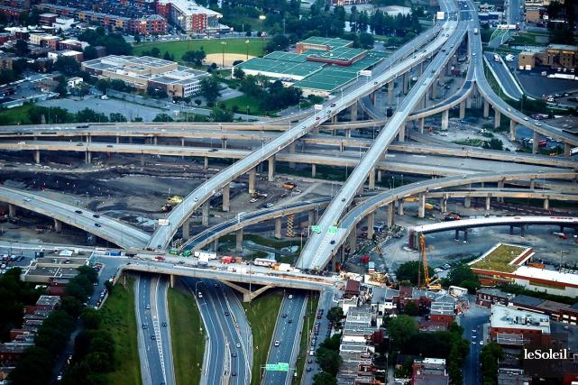 Une affaire de 3,7 milliards $, la construction... (Photothèque Le Soleil)