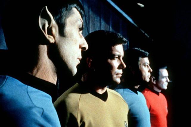 Cinquante ans après sa création, la série est... (Archives, Associated Press)
