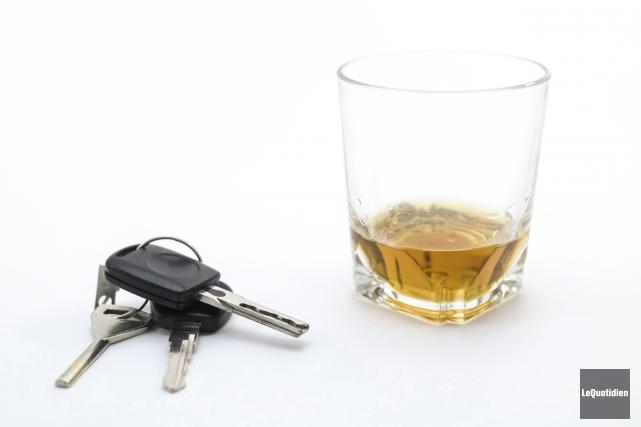 L'individu a perdu son permis de conduire pour... (Archives Le Quotidien)