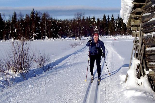 Le Marathon canadien de ski organisera la Classique... (Archives, La Presse Canadienne)