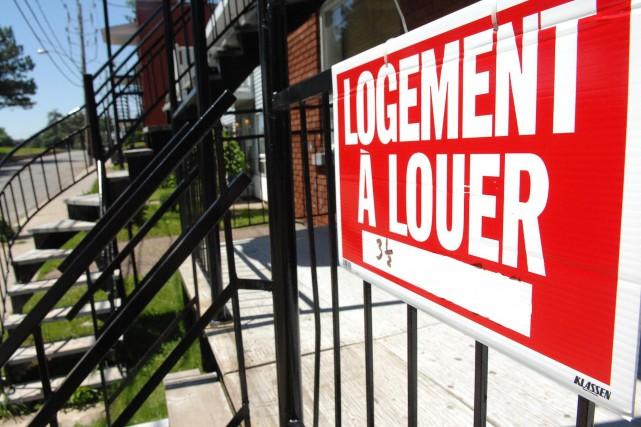Le marché du logement locatif connaît une certaine stabilité dans la région.... (Photo d'archives)