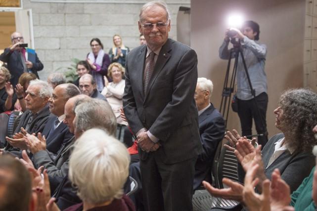 L'endocrinologue Michel Chrétien, frère de l'ex-premier ministre Jean... (La Presse Canadienne)