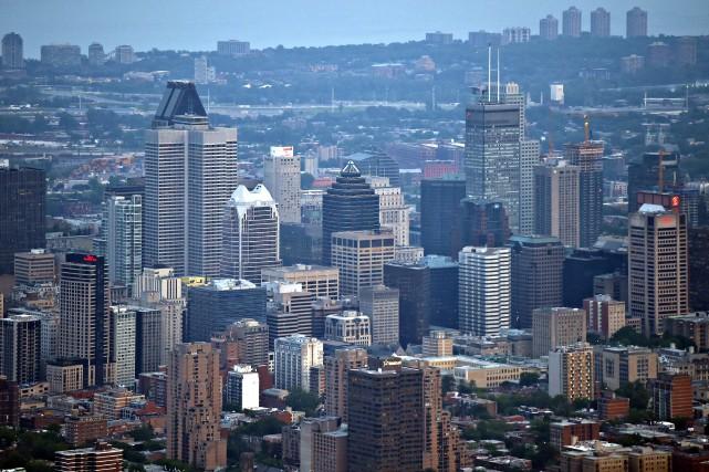 La Ville de Montréal est moins performante que... (PHOTO BERNARD BRAULT, ARCHIVES LA PRESSE)