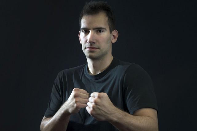 Même s'il ne compte qu'un combat de boxe... (Stéphane Lessard)