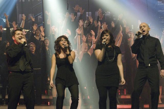 La dernière fois qu'on a vu Musicophonie en... (photo archives La Voix de l'Est)