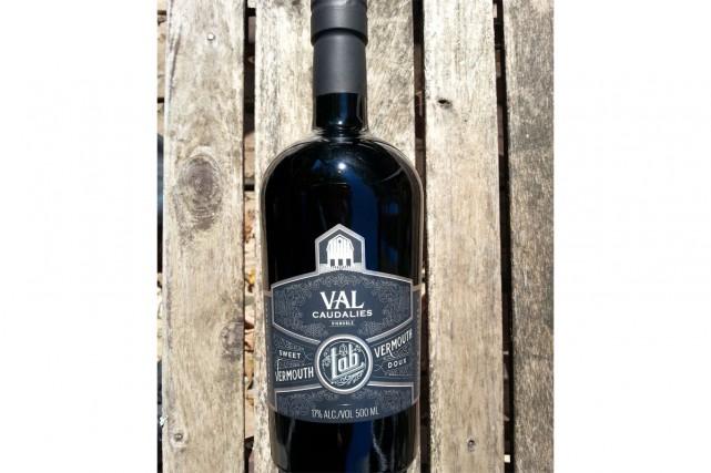 Le vermouth du vignoble Val Caudalies et du... (PHOTO FOURNIE PAR LE VIGNOBLE VAL CAUDALIES)