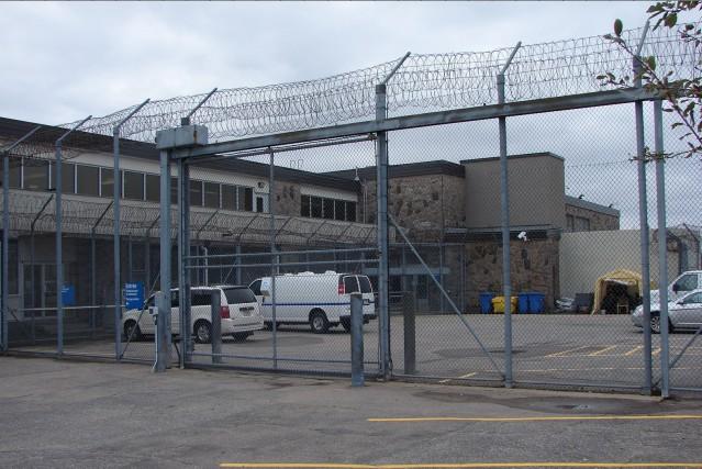 Le centre de détention de Baie-Comeau... (Collaboration spéciale, Steeve Paradis)