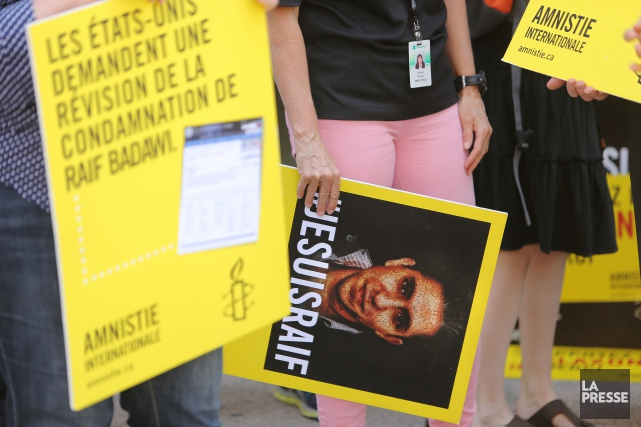 Avocats sans frontières, qui appuie la cause du blogueur saoudien Raïf Badawi,... (Archives La Presse)
