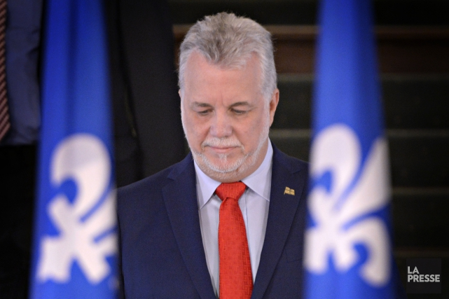 Philippe Couillard... (PHOTO BERNARD BRAULT, ARCHIVES LA PRESSE)