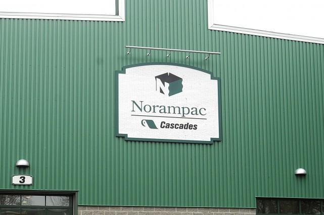 La compagnie Cascades y va d'une deuxième annonce d'investissement majeur en... (Archives La Tribune)