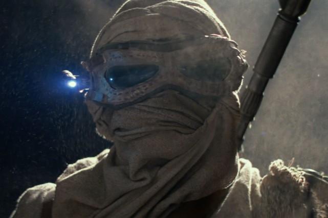 Star Wars: Le réveil de la Force... (PHOTO LUCASFILM/DISNEY)