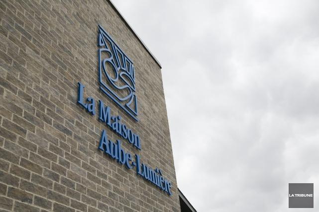 La Maison Aube-Lumière donnera accès à l'aide médicale à mourir à compter du... (Imacom, René Marquis)