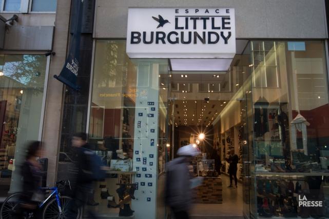 Le Groupe Aldo a annoncé mardi avoir vendu son enseigne Espace Little Burgundy... (Photo Ivanoh Demers, La Presse)