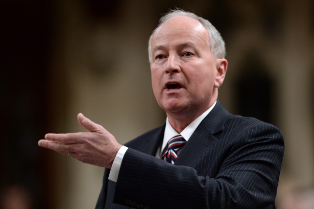 Les candidats déclarés à la direction intérimaire du... (PHOTO SEAN KILPATRICK, LA PRESSE CANADIENNE)