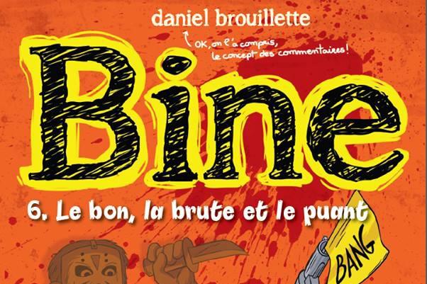La série pour enfants Bine s'enrichira bientôt d'un... (Tirée de Facebook)