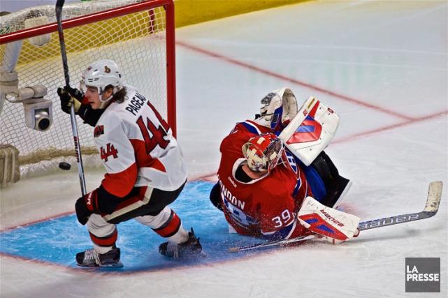 Relisez le clavardage du match entre le Canadien et les Sénateurs d'Ottawa avec... (PHOTO ANDRÉ PICHETTE, LA PRESSE)