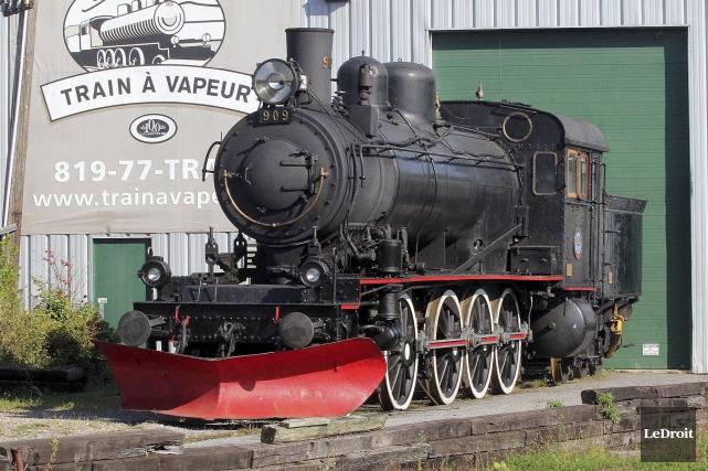 La décision finale sur l'avenir du train à... (Etienne Ranger, Archives LeDroit)