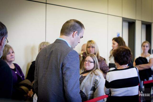 Le procès de Guy Turcotte se poursuit au... (Alain Roberge, Archives La Presse)