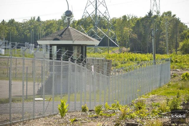 Le centre de détention de Québec... (Photothèque Le Soleil, Jean-Marie Villeneuve)