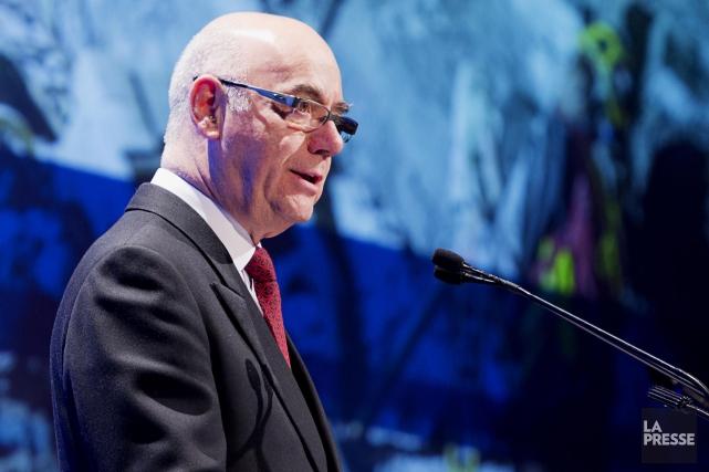 Le ministre de l'Économie,Jacques Daoust.... (Archives La Presse)