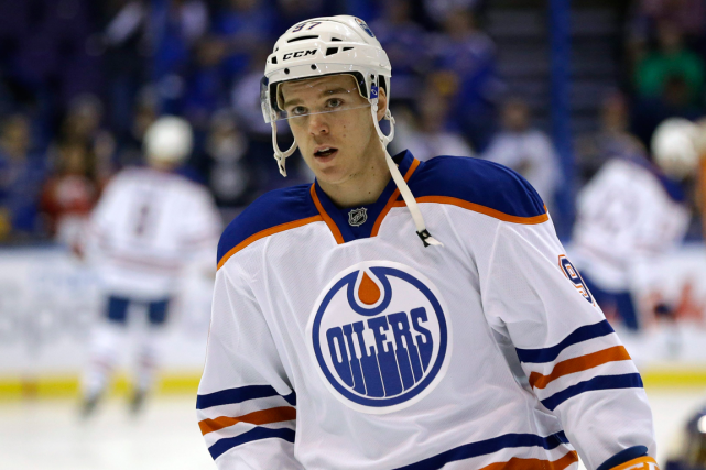 Connor McDavid... (Photo Jeff Roberson, archives AP)