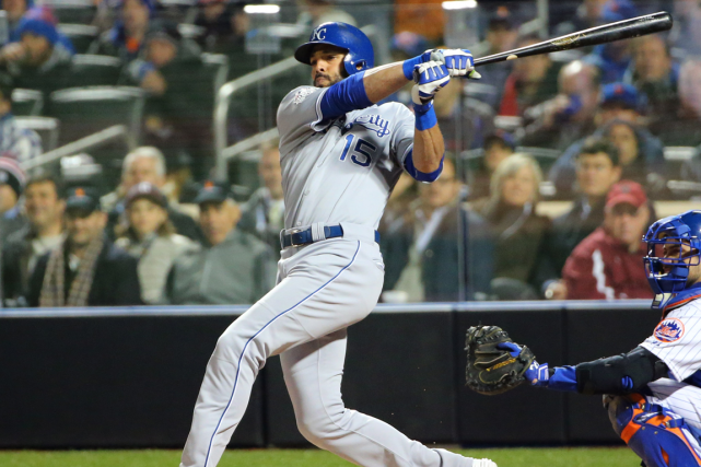 Alex Rios... (Photo Anthony Gruppuso, USA Today)