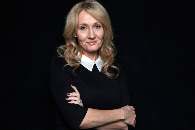 J.K. Rowling... (Archives AP)