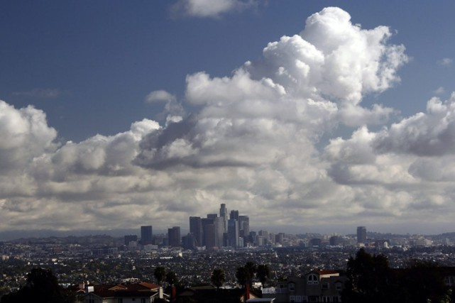 Face à la sécheresse, la ville de Los Angeles mise sur un outil ancestral, la... (PHOTO AP)