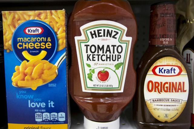 Le groupe agroalimentaire américain Kraft Heinz va supprimer 2600 emplois... (PHOTO REUTERS)