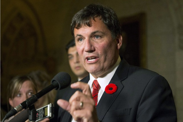 Dominic LeBlanc... (PHOTO PC)
