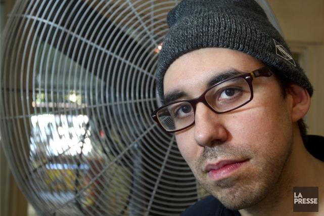 Julien Sagot donnera un spectacle au Côté-Cour de... (Archives La Presse)