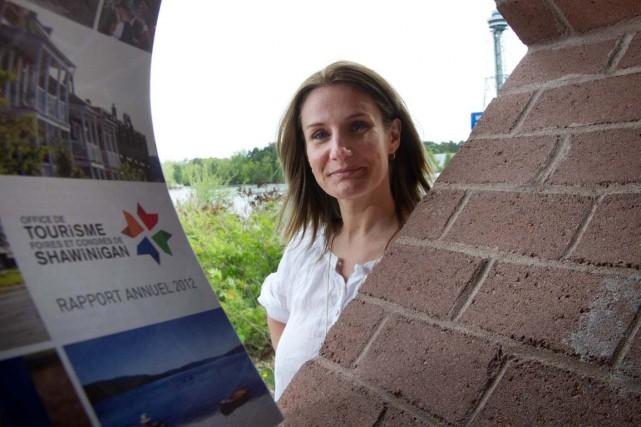 La directrice générale de l'OTFC, Valérie Lalbin.... (Sylvain Mayer)