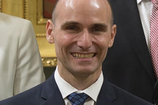 Jean-Yves Duclos a été nommé ministrede la Famille,... (La Presse Canadienne, Justin Tang)