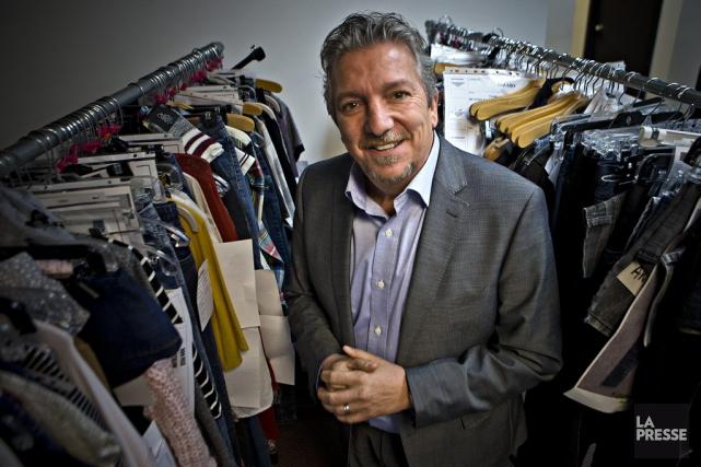 J. Pedro Lopez, nouveau PDG de L'Aubainerie, ne... (PHOTO PATRICK SANFAÇON, ARCHIVES LA PRESSE)