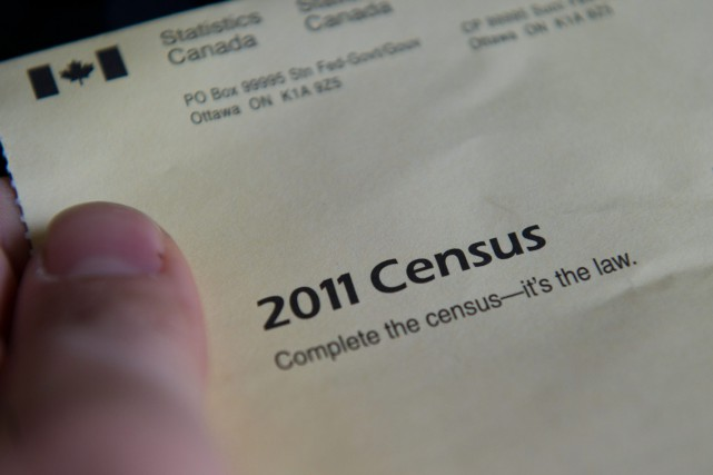 Le gouvernement Trudeau a annoncé jeudi qu'il rétablit le formulaire long... (Photo Sean Kilpatrick, archives La Presse Canadienne)
