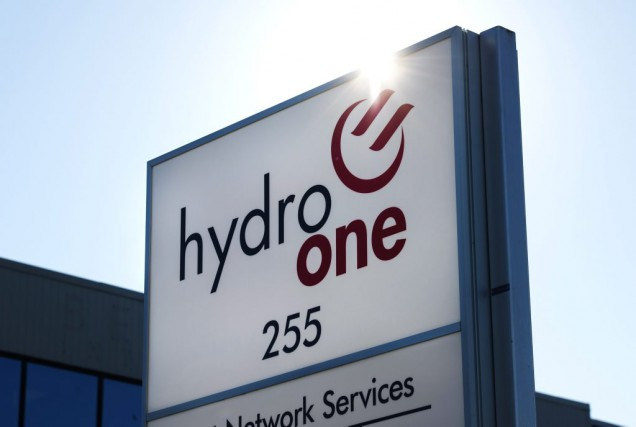 Le gouvernement ontarien conserve 85% des actions d'Hydro... (Darren Calabrese, Archives La Presse canadienne)