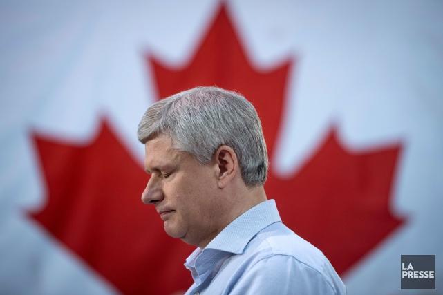 Stephen Harper... (PHOTO ARCHIVES LA PRESSE CANADIENNE)