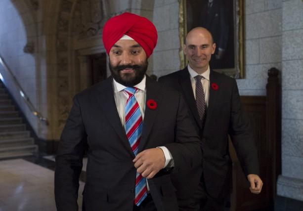 Le nouveau ministre de l'Innovation, des Sciences et... (PC)