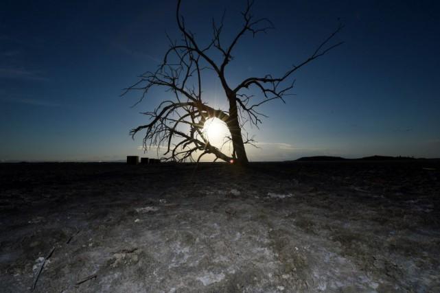 Parmi les conséquences désastreuses potentielles du réchauffement, la... (PHOTO MARK RALSTON, AFP)