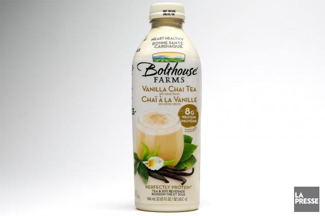Mettons les choses au clair:boire ce chaï à la vanille tous les jours... (PHOTO FRANÇOIS ROY, LA PRESSE)