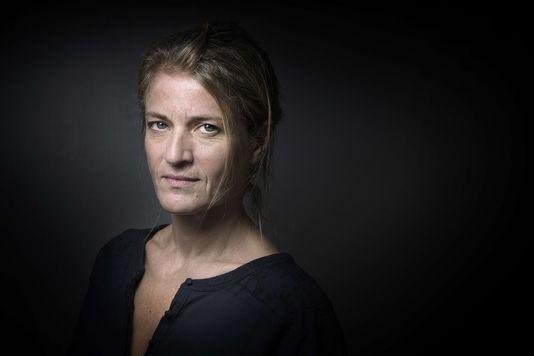 L'écrivaine Nathalie Azoulai.... (Archives Agence France Presse)