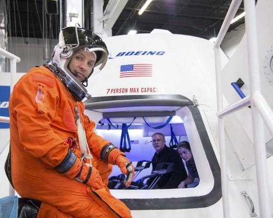 Mais l'agence spatiale n'a pas retenu la version... (PHOTO D'ARCHIVES, FOURNIE PAR LA NASA)