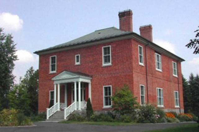 Voici la nouvelle résidence du premier ministre du... (CCN)